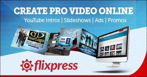 Online Video Maker | Video Creation Software - Flixpress